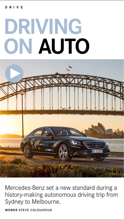 Mercedes-Benz Magazine Australia and New Zealand screenshot-3