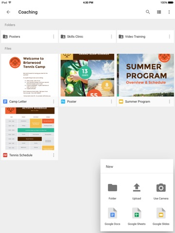 Google Drive – хранилище Скриншоты8