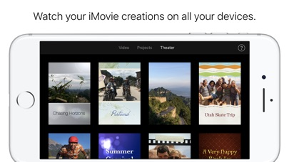 Download iMovie for Pc