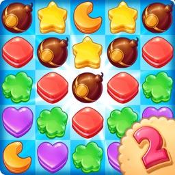 Cookie Crush 2 Match Adventure