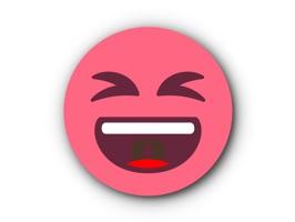 RED Emoji • Stickers