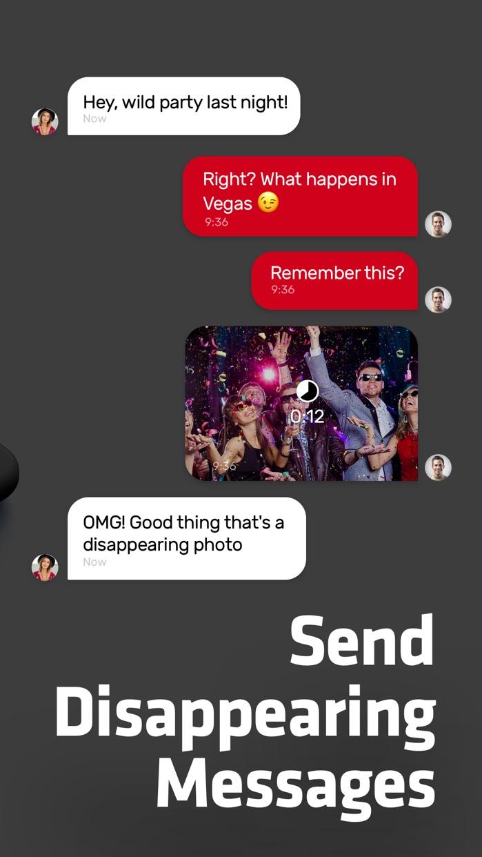 Hushed Second Phone Number Screenshot