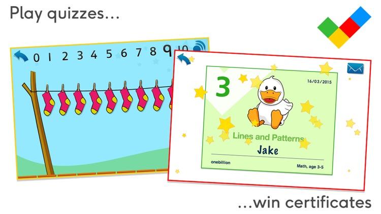 Math, age 3-5 screenshot-4