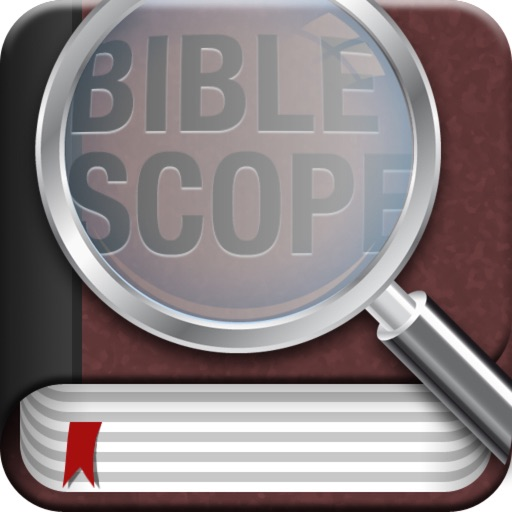 BibleScope with The Message and ERV