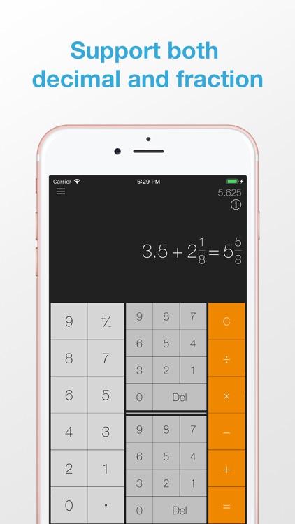iFraction Calculator Plus screenshot-4