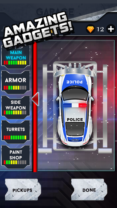 Police Road Riot Shooter screenshot four