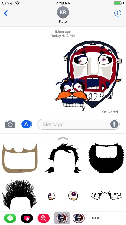 Rabid Habs Stickers screenshot-1
