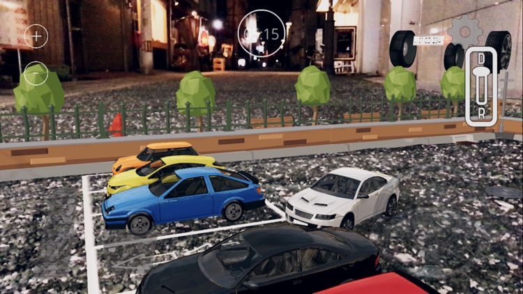 AR Parking-Real World Drive screenshot-5