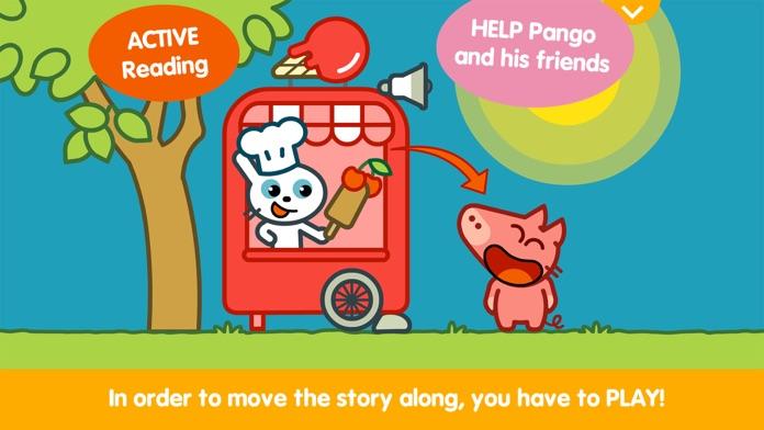 Pango Storytime Screenshot