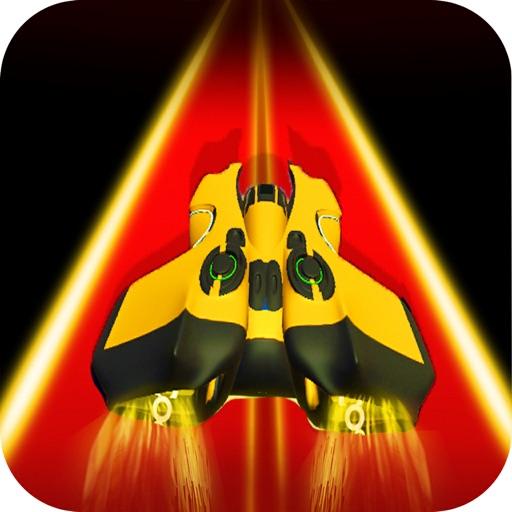 Space Rush Rider 3D