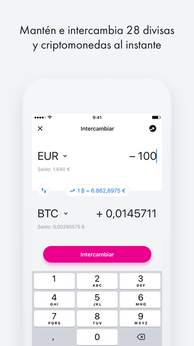 Screenshot for Revolut - Mejor que tu banco in Ecuador App Store