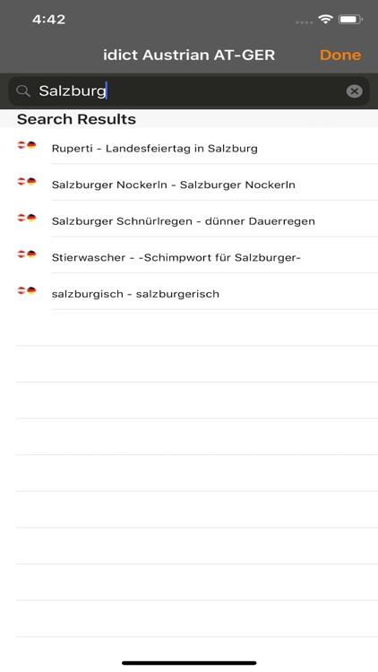 idict Austrian AT-GER screenshot-5