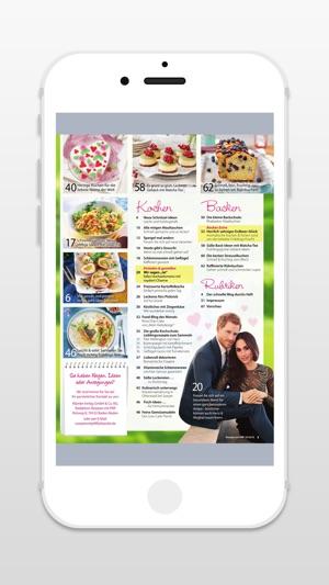 Rezepte Magazin rezepte mit pfiff magazin im app store