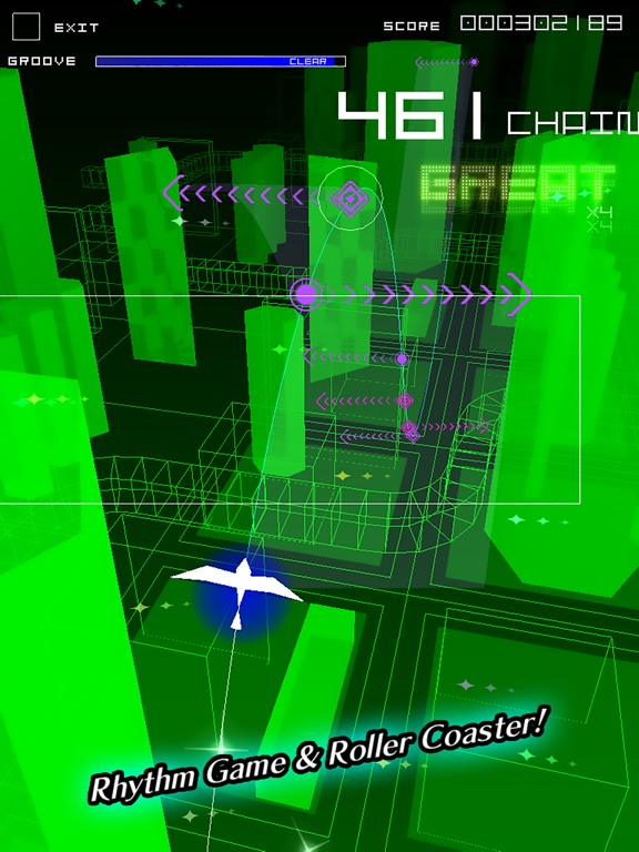 Groove Coaster2 Original Style Screenshots