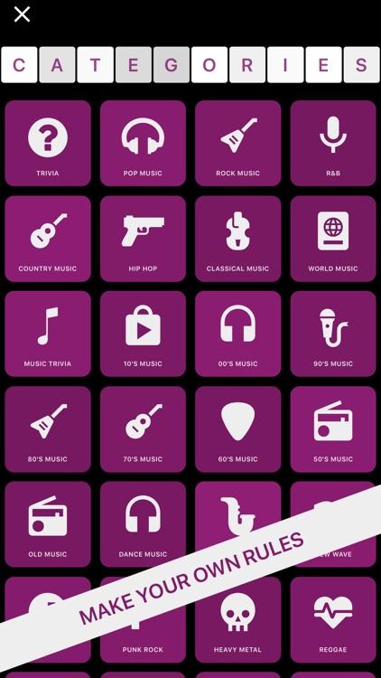 Music Quiz - Songs & Trivia screenshot-6