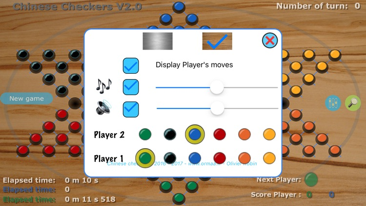Chinese Checkers - Ultimate screenshot-3