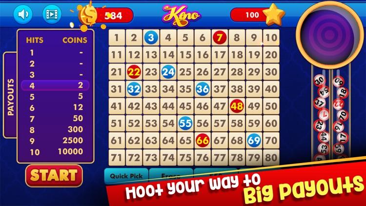 Keno: Lottery Casino Game