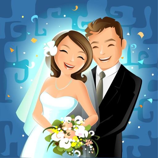 Lifetime Wedding Stickers