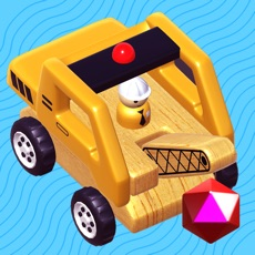 Activities of Toy Crane Magnetic - for kids