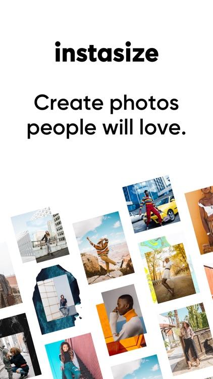 Instasize - Photo Editor screenshot-0