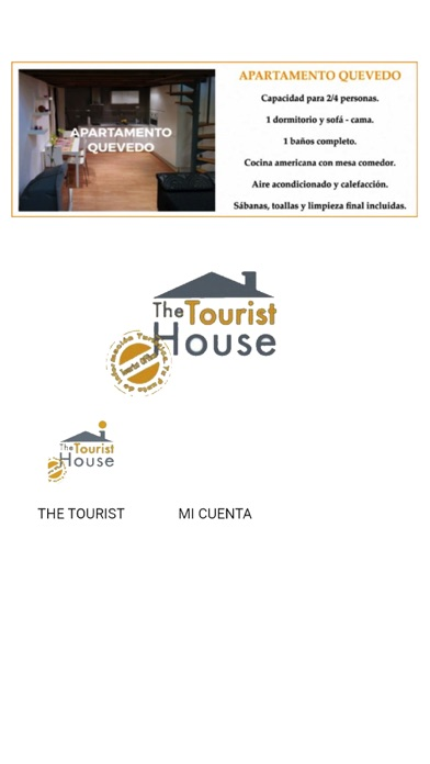 The Tourist House Screenshot