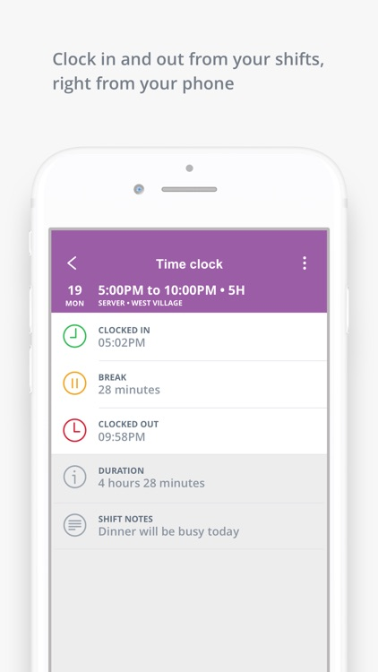 Sling - scheduling made easy screenshot-3