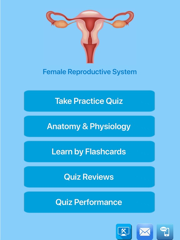 The Female Reproductive System App Price Drops