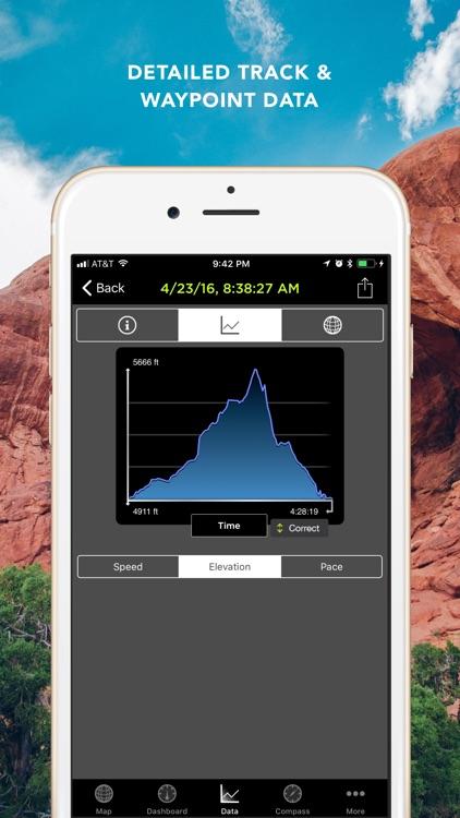 GPS Kit - Offline GPS Tracker screenshot-3