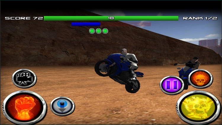 Race, Stunt, Fight 2! Lite screenshot-3