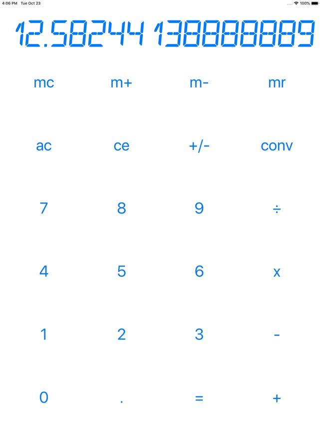 Degrees Calculator