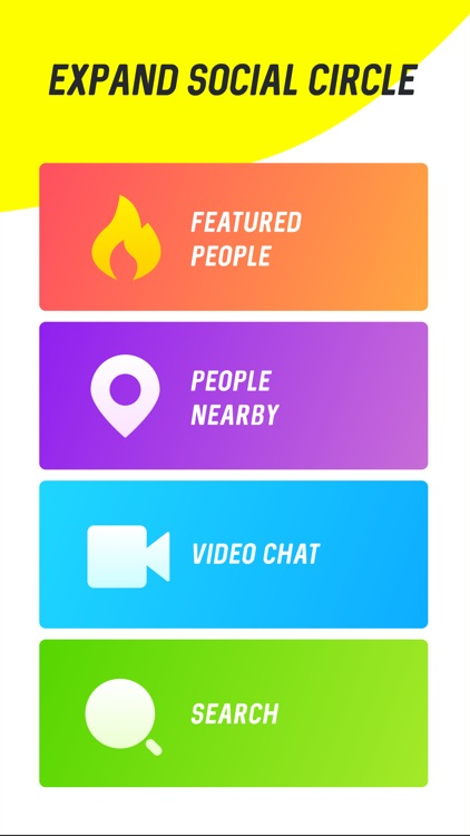 Lemon-Find More Friends & Expand Social Circle App