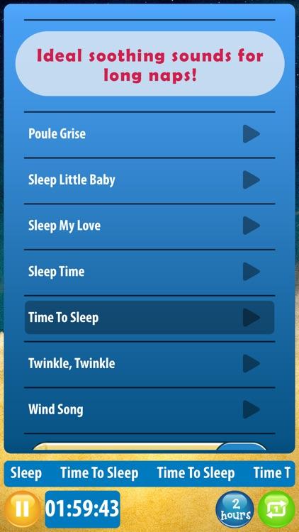 Baby Sleep - Lullaby Music App
