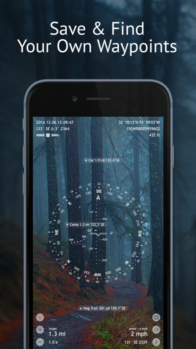 Screenshot for Spyglass in Sweden App Store