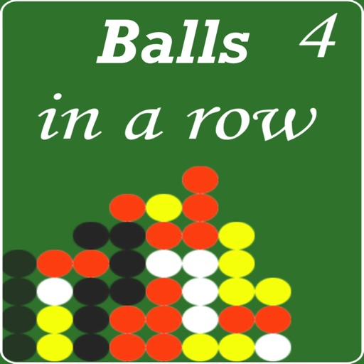 Balls 4 in a Row icon