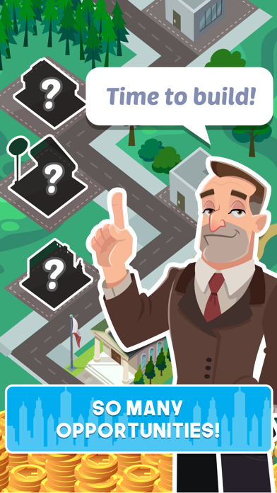 Idle City Manager screenshot one