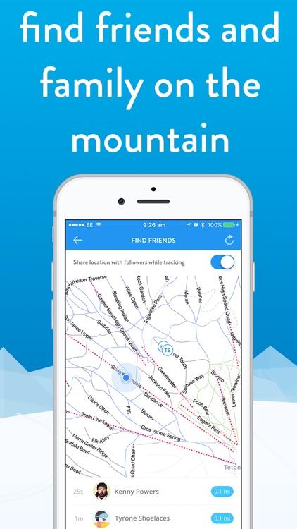 snoww: track your skiing screenshot-5