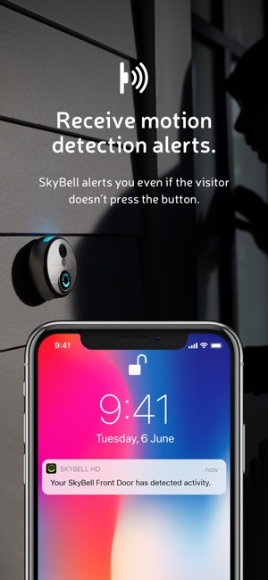 SkyBell HD on the App Store