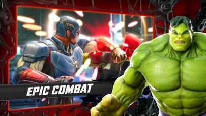 MARVEL Strike Force Screenshots