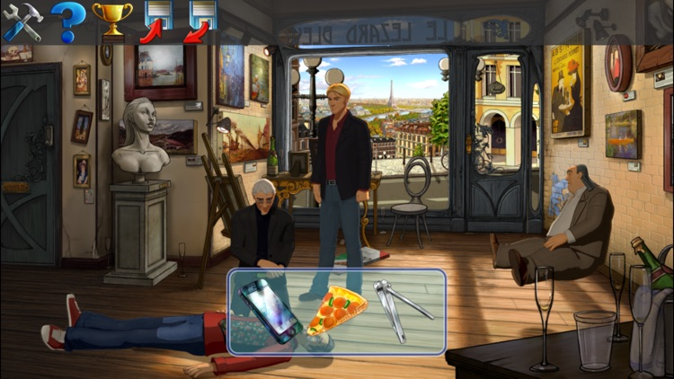 Broken Sword 5 screenshot-0