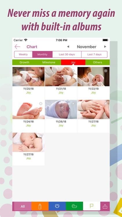 Baby Tracker Pro (Newborn Log) screenshot-6