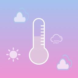 实时温度计助手 - 室内温度测量计