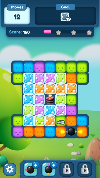 Candy Block Blast Puzzle - PRO screenshot-9