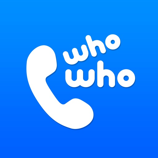 whowho - Spam block &  Convenient contact