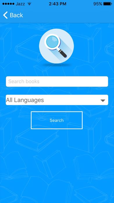 Islamic eBooks Library screenshot three