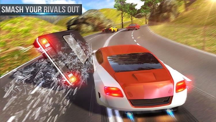 Extreme Car Street Racing Zone screenshot-4