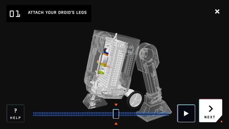 Droid Inventor screenshot-3