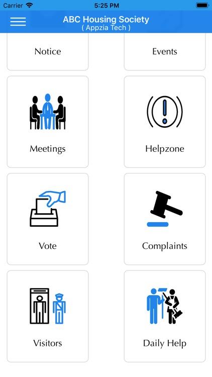 OSS (Online Society Solutions) screenshot-5