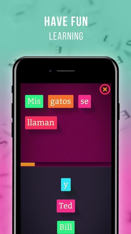 Learn Spanish - Frase Master