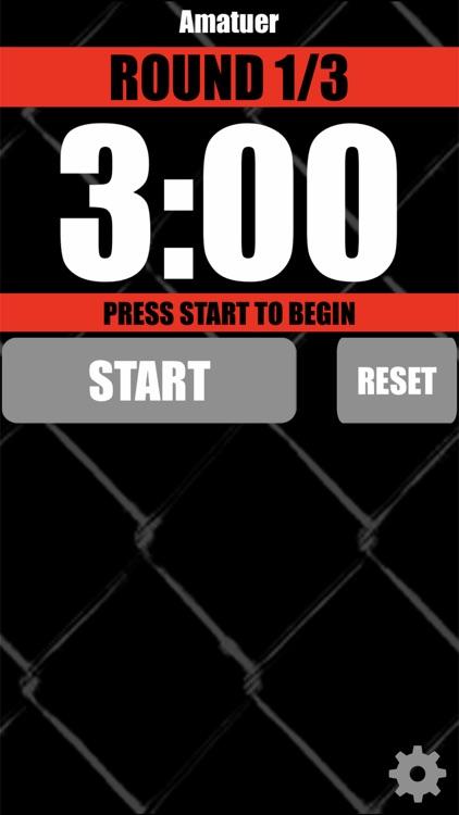 MMA Timer Pro screenshot-4