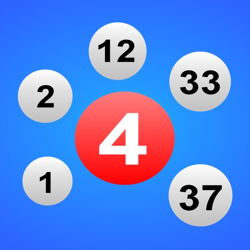 Lotto Results - Lottery in US iOS App